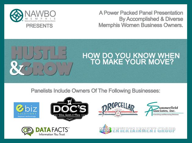 Hustle and Grow Promo Image