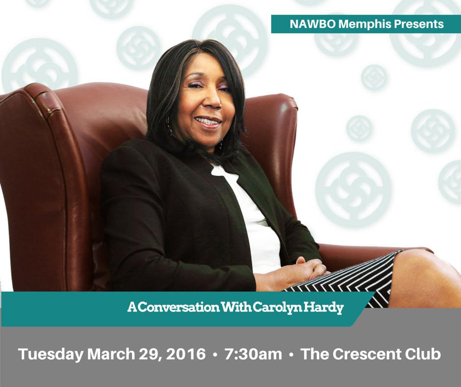 NAWBO Memphis Presents A Conversation With Carolyn