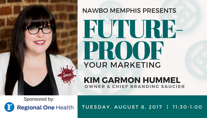 NAWBO August Luncheon Future-Proof Your Marketing